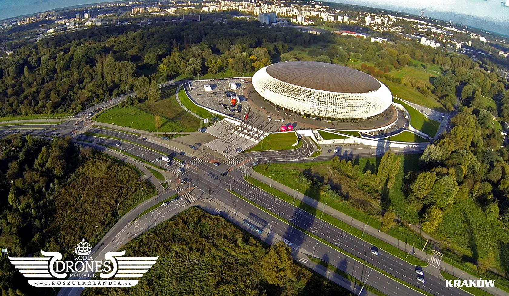 kraków arena hala widowiskowa krakowska kultura