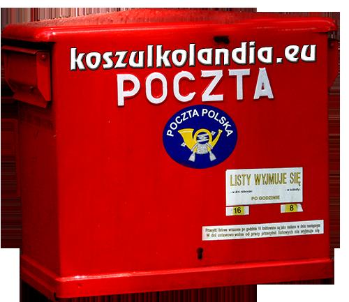 skrzynka pocztowa poczta polska SKRZYNKI KOSZULKOLANDIA