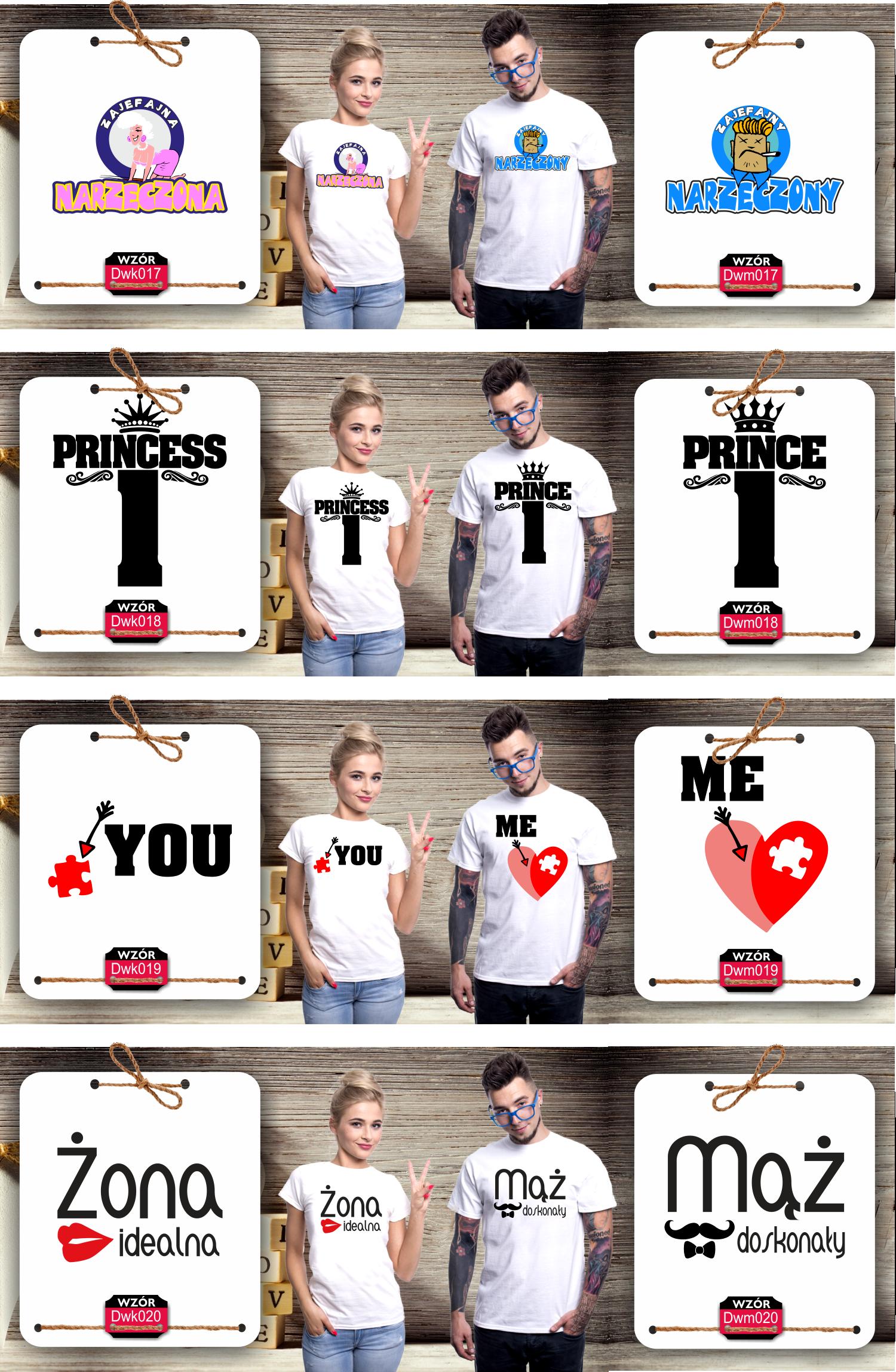 koszulki z nadrukiem na dzień zakochanych love warszawa moda